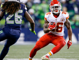 Breakout Candidate: Damien Williams, RB-KC
