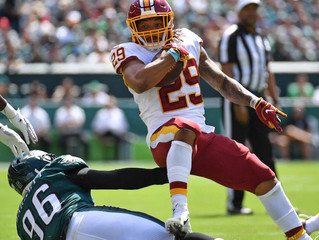 Rookie-Dynasty Watch Derrius Guice, WAS (RS)