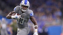 Running Back Spotlight: Kerryon Johnson, DET