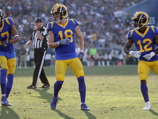 Wide Receiver Spotlight: L.A. Rams