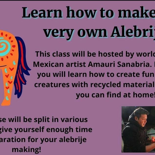 Alebrije Workshop
