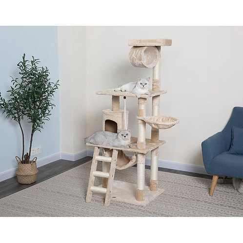 Medium sized cat tree