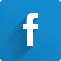 Facebook Long Shadow
