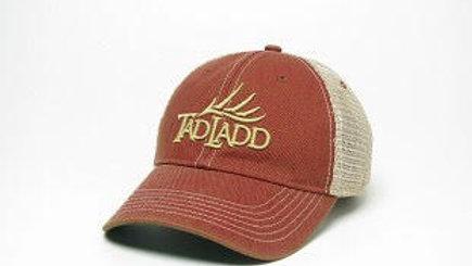 SnapBack Hat - Cardinal