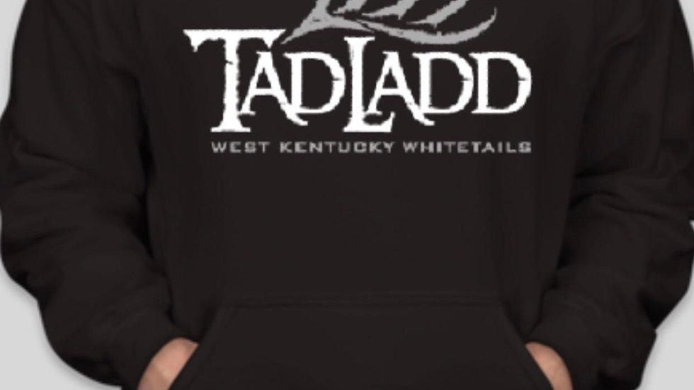 Gildan Hoodie Sweatshirt-Black