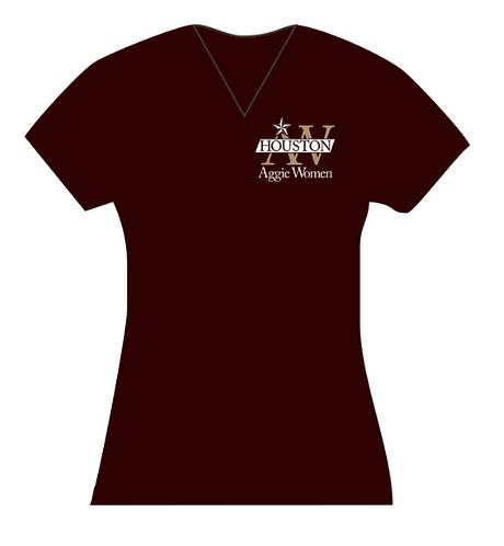 Women's Houston Aggie Women Shirt