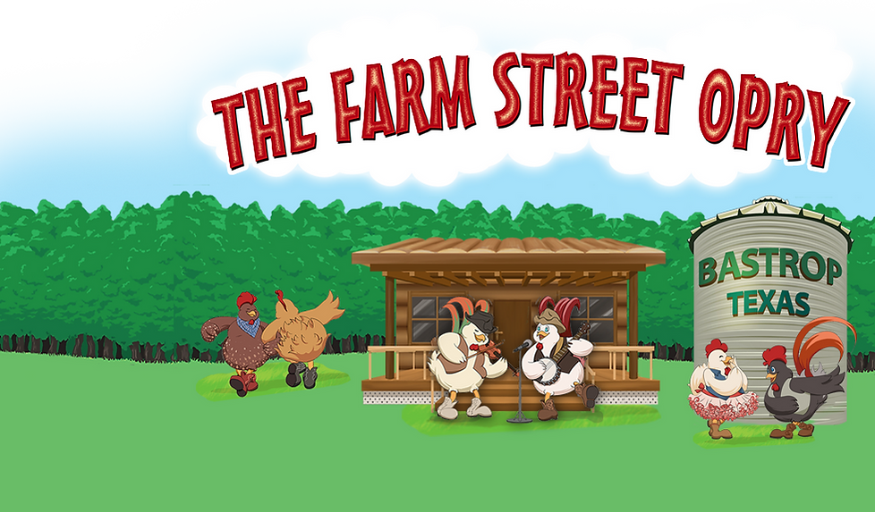 Farm Street Opry, Bastrop, TX