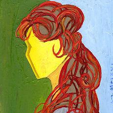 Brigitte Bardot, Painting Series, Leon 47