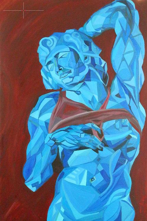 Schiavo Morente di Michelangelo, 2014