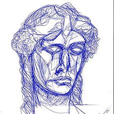 Portrait Sketch - La Grecia Classica (II
