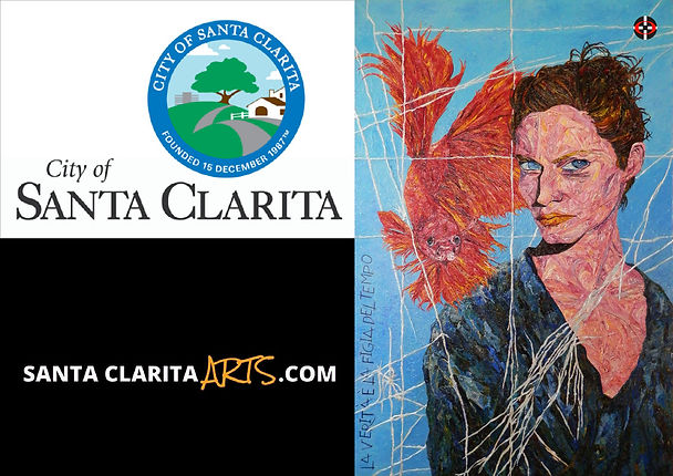 Leon 47 | News, 2020, Santa Clara, Santa Clarita Arts | XLVII Painting for Sale
