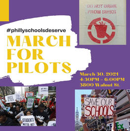 March for PILOTs #PhillySchoolsDeserve