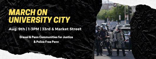 March on University City