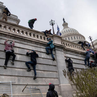 'If they were Black': Philadelphia Black Lives Matter activists say police brutalized them, while a white Capitol mob was 'met with grace.'