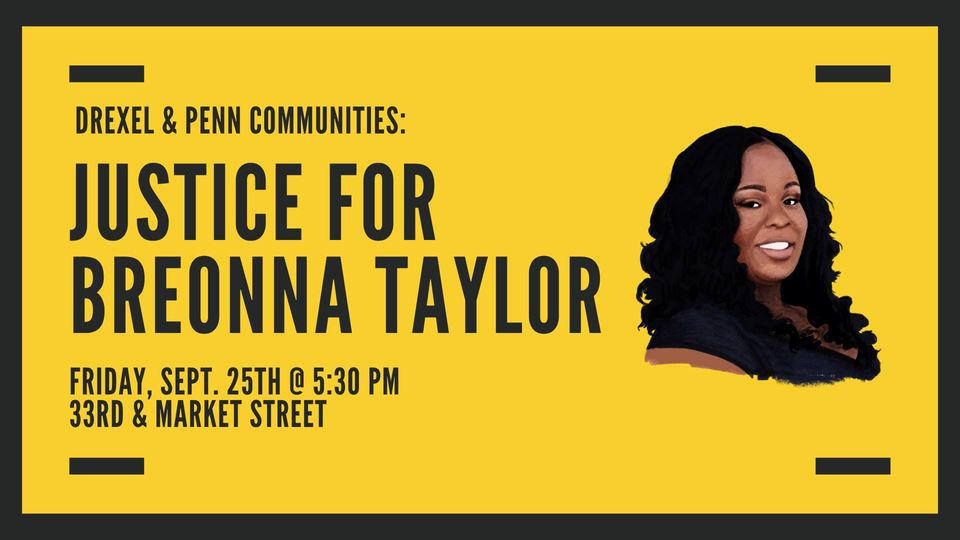 Justice for Breonna Taylor March and Vigil