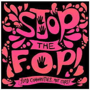 #StoptheFOP Intervention on the FOP Public Hearing