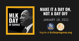 MLK Day of Service 2021
