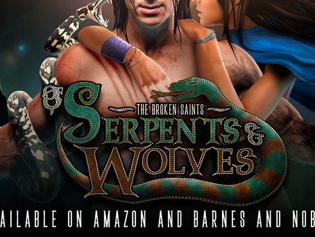 Of Serpents And Wolves Release!