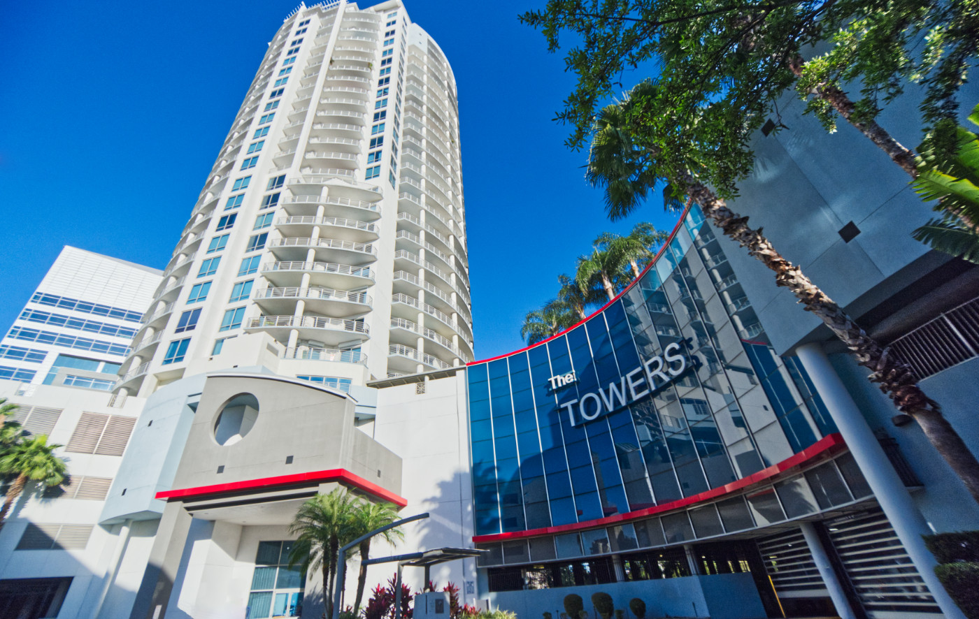 Towers at Channelside