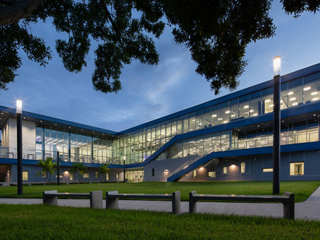 St. Petersburg College, Student Success Center Completed