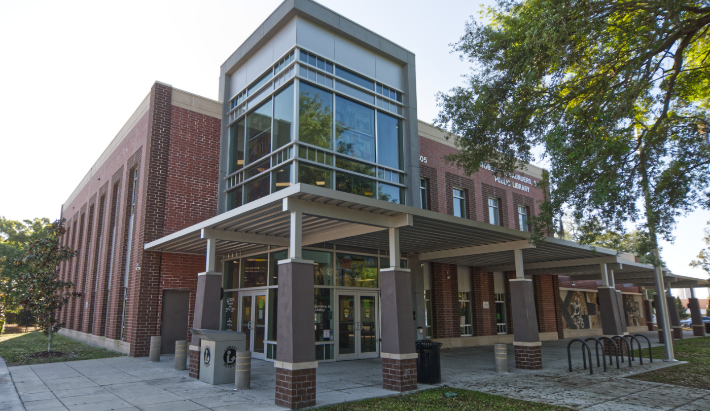 Robert Sauders Library