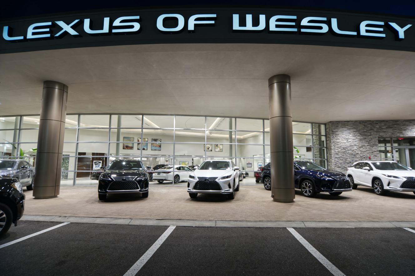 Lexus Wesley Chapel
