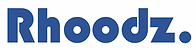 Rhoodz logo - met punt - donkerblauw.png
