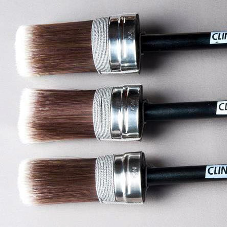 Oval CLING ON! Brushes
