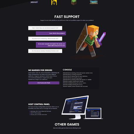 Senior Team Services - Website Design