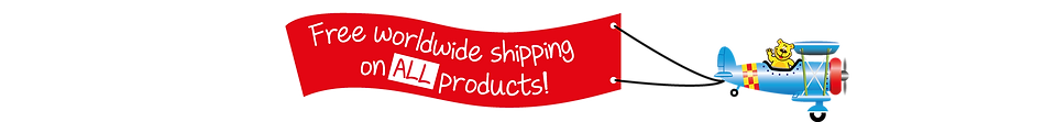 Free Shipping Wordwide