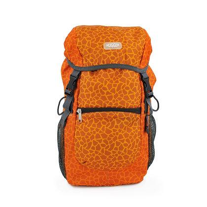 Hugger-10L-Backpack-Daypack-School-Bag-Fits- Backpack-Travel-Backpack-Hiking-Gear-Backpack-For-Girls-School-Bags-Giraffe-Skin
