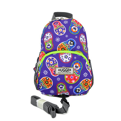 Hugger-Toddler-Backpack-Backpack-For-Girls-School-Bags-Baby-Leash-Eco-friendly-Mini-Backpack-Little-Backpack-Pattern-Russian-