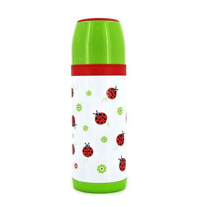 Hugger-thermos-Flask-Hydration-ADULTS-Flask-Water-Bottles-BPA-Free-Ladybirds