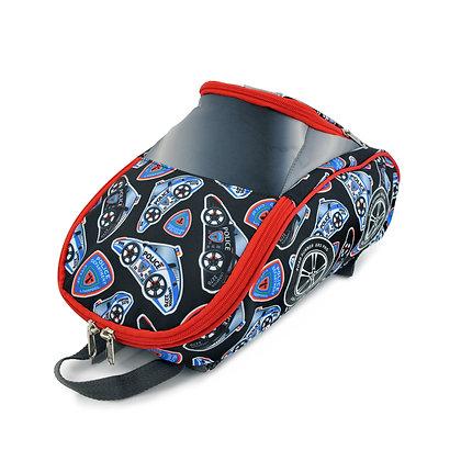 Hugger-Backpack-Daypack-School-Bags-Toddler-Backpack-Racing-Bag-Car-Bag-Travel-Backpack-Police-Car
