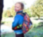 Hugger, Backpack, Daypack, school bags, toddler backpack, Racing Bag, Car Bag, Travel Backpack