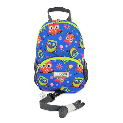 Hugger-Toddler-Backpack-Backpack-For-Girls-School-Bags-Baby-Leash-Eco-friendly-Mini-Backpack-Little-Backpack-Pattern-Owls