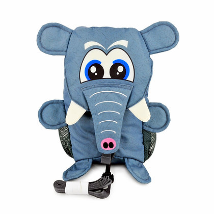 Hugger-Animal-Backpacks-Backpack-For-Girls-School-Bags-Travel-Backpack-Toddler-Backpack-Baby-Leash-Edward-Elephant