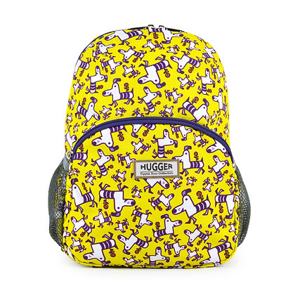Hugger-Medium-Size-Backpack-Backpack-For-Girls-Daypack-School-Bags-Toddler Backpack-Mini-Backpack-Pattern-Dogs