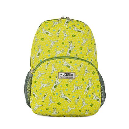 Hugger-Medium-Size-Backpack-Backpack-For-Girls-Daypack-School-Bags-Toddler Backpack-Mini-Backpack-Pattern-Rabbits