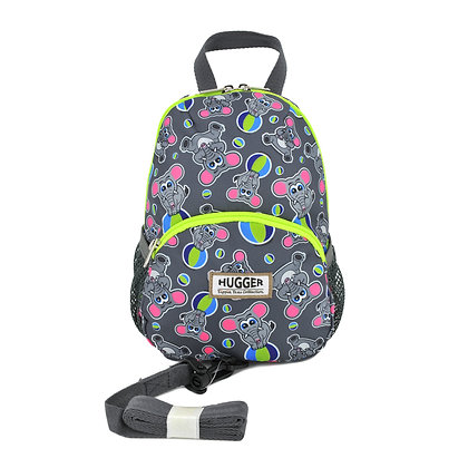 Hugger-Toddler-Backpack-Backpack-For-Girls-School-Bags-Baby-Leash-Eco-friendly-Mini-Backpack-Little-Backpack-Pattern-Elephant