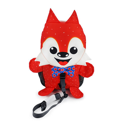 Hugger-Animal-Backpacks-Backpack-For-Girls-School-Bags-Travel-Backpack-Toddler-Backpack-Baby-Leash-Freddy-Fox