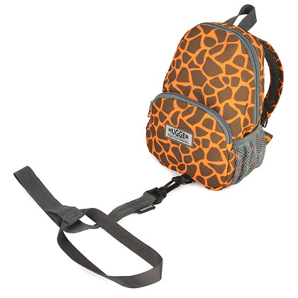 Hugger-Toddler-Backpack-Backpack-For-Girls-School-Bags-Baby-Leash-Eco-friendly-Mini-Backpack-Little-Backpack-Pattern-Giraffe