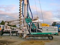 CFA Drilling machine