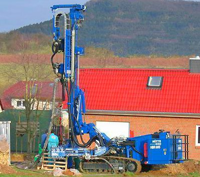 Geothermal drilling