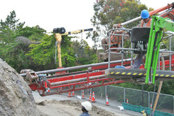 Special drilling machine