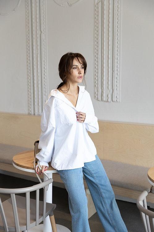 Идеальная белая сорочка