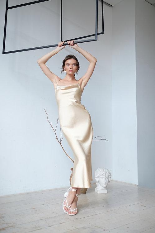 Платье-комбинация классическая
