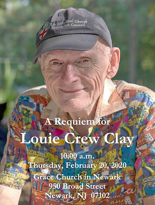 Louie Crew Clay Requiem Announcement 202
