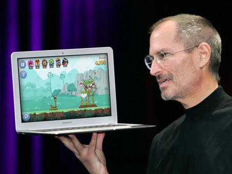Splitting from Intel: Is MacBook just a Big iPad now?