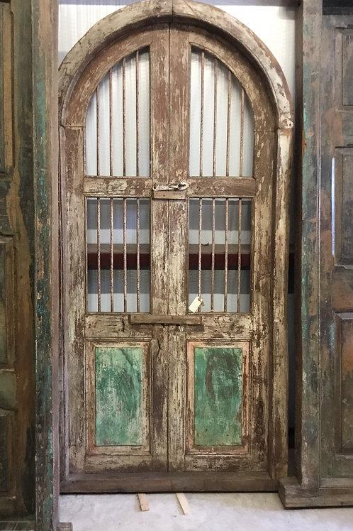 Arched Dome Door